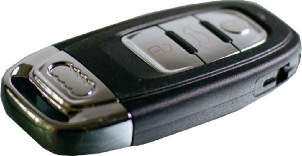 Audi Schlüssel mit Funkfernbedienung