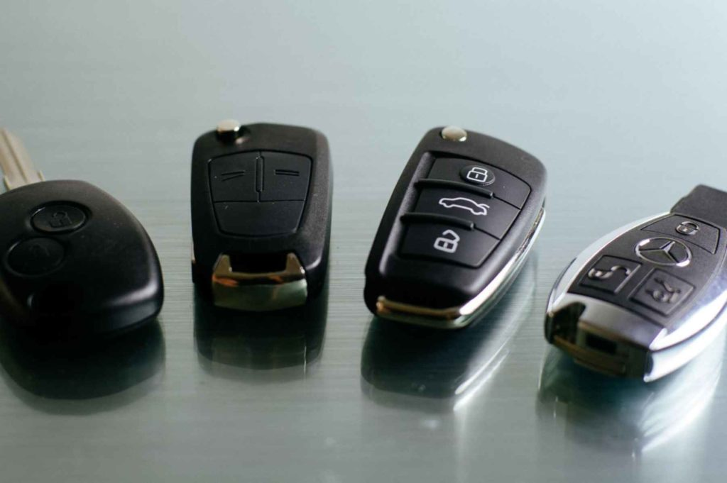 Autoschlüssel anlernen