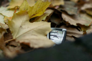 Verlorener Autoschlüssel