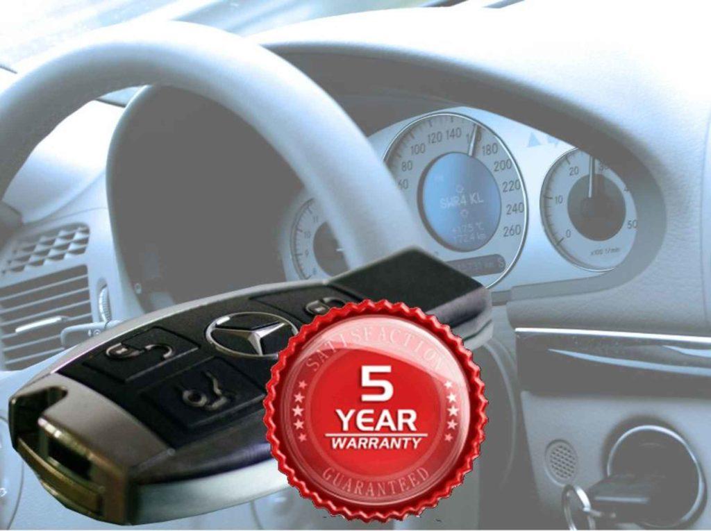 Mercedes EZS Reparatur